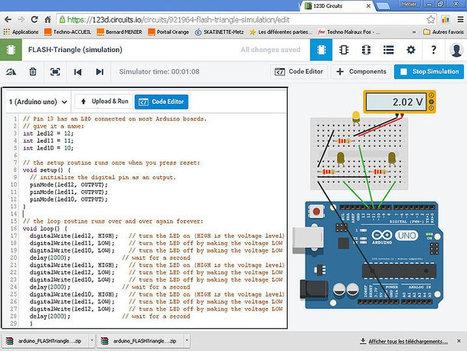 Robotique - le système Arduino | robotique-codage-et-technologie | Scoop.it