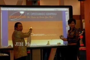 TEKNOLOGI BARU PIRANTI PENDIDIKAN White Board Interaktif, Belajar ... - Solopos | Technology | Scoop.it