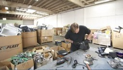 How e-Waste Is Creating Jobs For People With Criminal Records In Los Angeles - Forbes | Global Recycling Movement | Scoop.it