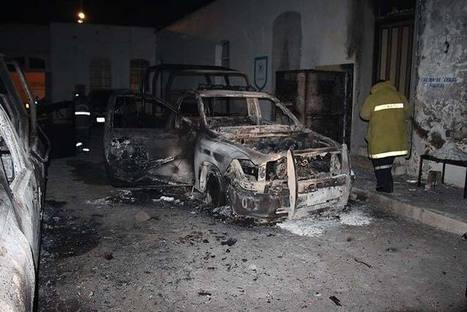 Detienen a cinco personas  por disturbios en Guadalupe Victoria | Fraude y Daño en propiedad ajena. | Scoop.it