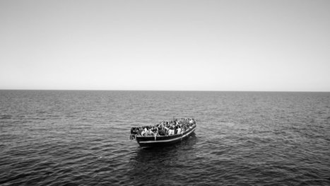 Desperate Crossing | NYT | Photo by Paolo Pellegrin | Photojournalism & documentary photography Fotografia sociale e documentaria, fotogiornalismo | Scoop.it