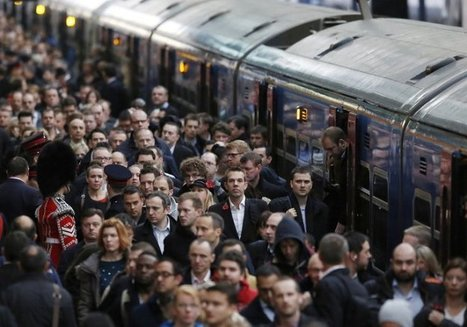 World population day 2015: Britain's population fastest-growing in the EU | ESRC press coverage | Scoop.it