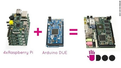 Raspberry Pi + Arduino = $100 super PC | Raspberry Pi | Scoop.it