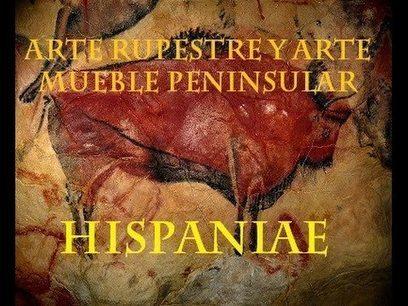 ARTE RUPESTRE Y ARTE MUEBLE | Nº5 Hispaniae | Enseñar Geografía e Historia en Secundaria | Scoop.it