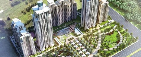 Floor Plans of Saviour Greenarch Apartment Noida | Guest Ranch | Scoop.it
