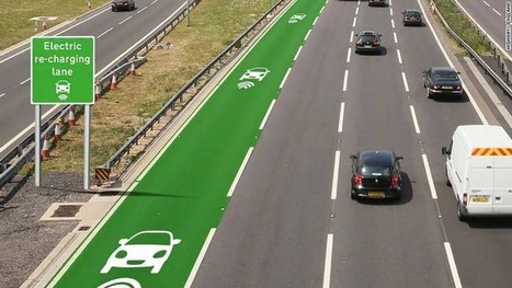 UK to test New Roads that Charge Cars as they Drive | Technology in Business Today | Scoop.it