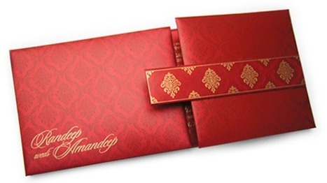 Designer Indian Wedding Invitations, Marriage Cards - Weddings9.com | Online Wedding Cards | Scoop.it