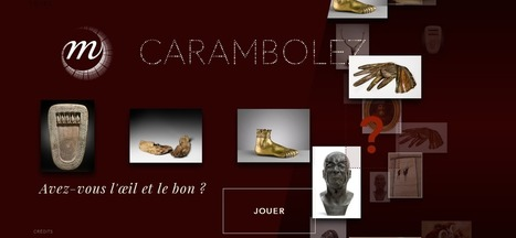 "Zoom sur l'application ""Carambolez"" 