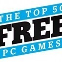 The 50 best free PC games | Best PC Games, Features, Free Games | PC Gamer | Videogame Art & Design | Scoop.it