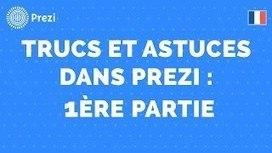 Tutoriels officiels de Prezi en Français - YouTube   Tools and Applications   Scoop.it