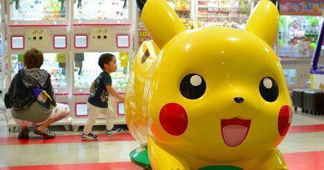 OK, shut it down: Bookies are taking bets on 'Pokémon Go' | The Twinkie Awards | Scoop.it
