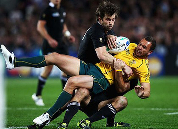 Graham Henry reveals targeting Quade Cooper at the 2011 Rugby World Cup | Building coalitions in rethinking growth & development | Scoop.it
