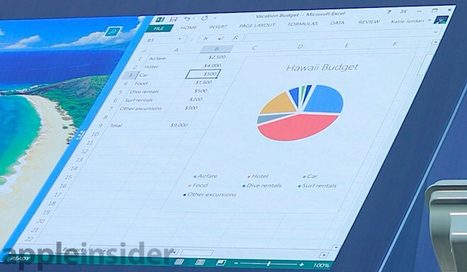 Microsoft Surface ad fails to Excel at math, according to Apple's Numbers | Is the iPad a revolution? | Scoop.it
