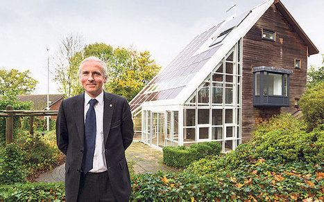 Eco living: the house of the future? - Telegraph | Vidrio | Scoop.it