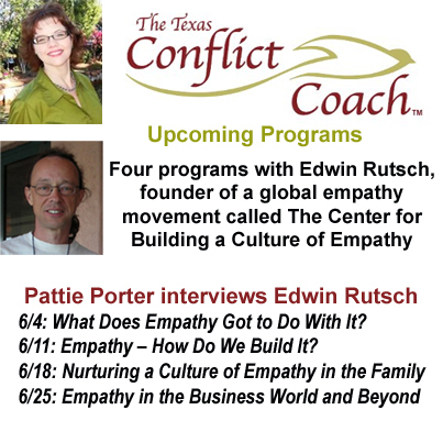 Texas Conflict Coach » Upcoming Programs | Empathy and Justice | Scoop.it