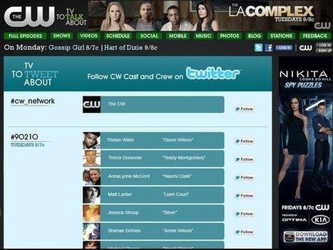 SocialTV : les chaînes TV partent à la chasse aux Twittos... | Transmedia lab | Scoop.it