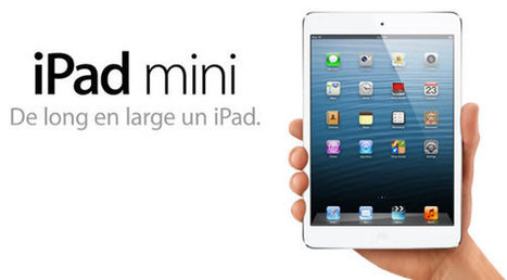 5 réflexions à propos de l'iPad mini | Education et TICE | Scoop.it