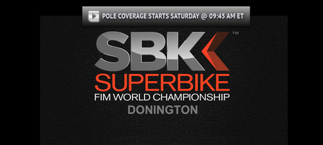 BeIn Sports TV and Web Streaming Coverage Schedule for Donington | Ductalk Ducati News | Scoop.it