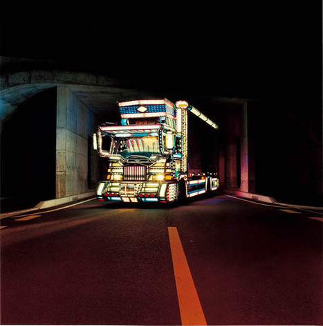 The Subculture of Japanese Trucker Art | 1st. | Scoop.it