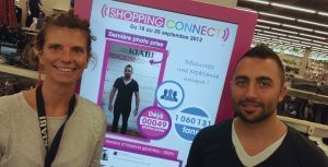"Le ""social shopping"" testé dans un magasin lillois 