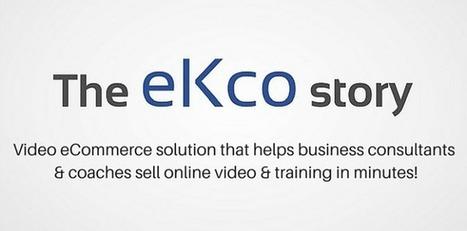 How To Sell Videos Online - My eKco Review   Blogging, Social Media, Marketing, Entrepreneurs   Scoop.it