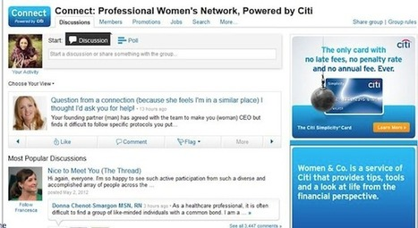 LinkedIn Touts Citi's Success As The Networking Site's Content Marketing Ambitions Grow | AtDotCom Social media | Scoop.it