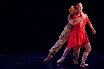 From Iraq To Lincoln Center, A Marine's Return to Ballet | Ballet around the World | Scoop.it