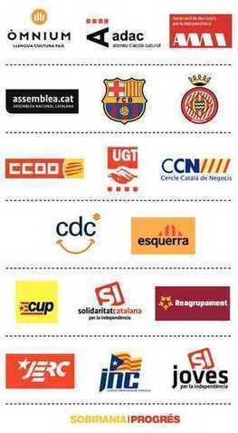 El Barça, el Girona, sindicats i partits es vinculen al festival 'Catalunya vol viure en llibertat' | ESPORTS AMB CATALUNYA | Scoop.it