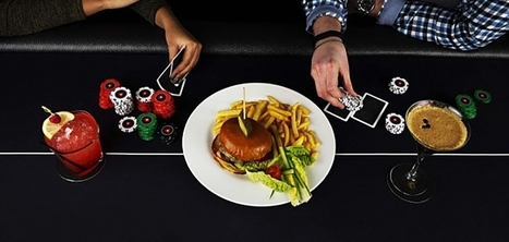 Un restaurant éphémère qui propose de payer l'addition en jouant au poker | Id marketing cuisine | Scoop.it