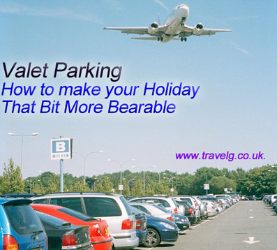 Valet Parking - How to Make Your Holiday That Bit More Bearable   Car Parking At Airports, Meet And Greet Parking   Scoop.it