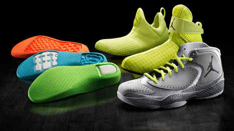 No Joke: New Air Jordan Inspired By Zoot Suits, Wingtips, And Jazz | The Jazz of Innovation | Scoop.it
