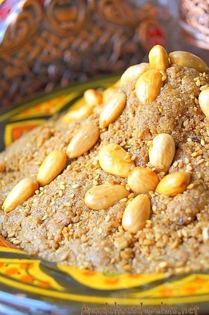Sellou recette facile sans beurre ni sucre | Recettes Pour Ramadan 2016 | Scoop.it
