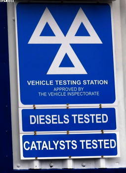 UK motorists,mot test