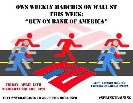 This Friday: Run on Bank of America | OccupyWallSt.org | Another World Now! | Scoop.it