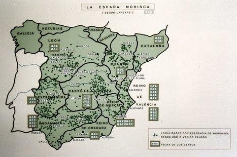 LA ESPAÑA MORISCA | Enseñar Geografía e Historia en Secundaria | Scoop.it