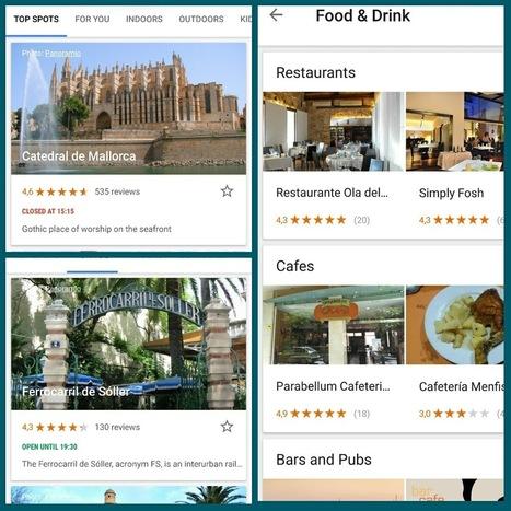 Google Trips – Ein Weckruf für DMOs » Tourismuszukunft   eTourism Trends and News   Scoop.it
