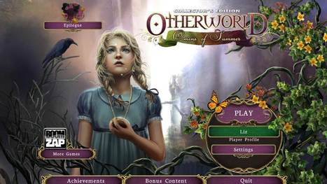 Otherworld: Omens of Summer Walkthrough: From CasualGameGuides.com   Casual Game Walkthroughs   Scoop.it
