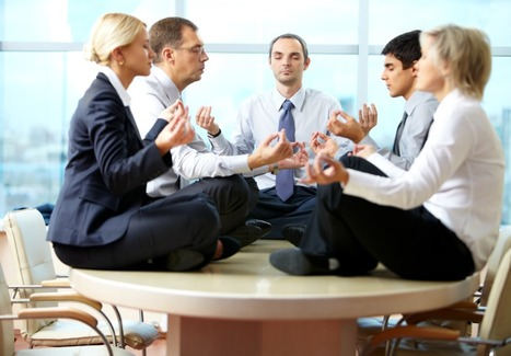 #HR #RRHH Future Of Work: Mindfulness As A #Leadership Practice | social learning | Scoop.it