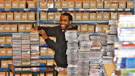 Declutter Buys Every CD, DVD, And Video Game That You Don't Want Anymore | Fast Company | Public Relations & Social Media Insight | Scoop.it