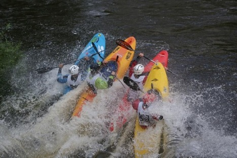 Devil's Streams will Host European Championships in Extreme Kayaking | Canoeing & kayking | Scoop.it