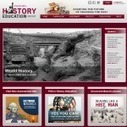 L'histoire à l'âge du numérique: Enseigner aux élèves l'approche et l'analyse de sources et documents - enfants de l'histoire | Histoire en français SVP | Scoop.it