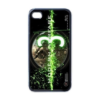 Apple iPhone Case - Call of Duty Modern Warfare 3-iPhone 4 Case Cover | Merchanstore - Accessories on ArtFire | Custom iPhone 4 or 4S Case Cover | Scoop.it