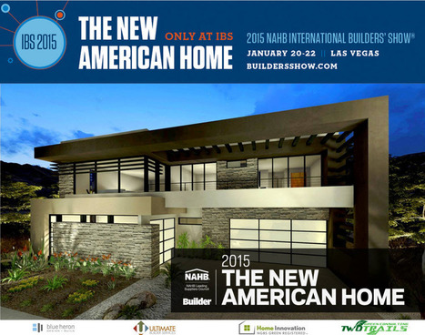 Home Open for Tours at International Builders' Show 2015 | Replacement Windows | Scoop.it