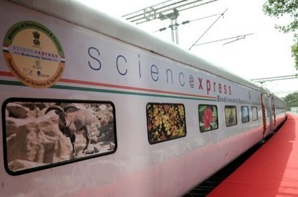 Science Express - Mobile Exhibition Train - IRCTC - Indian Railways | IRCTC Info | Scoop.it