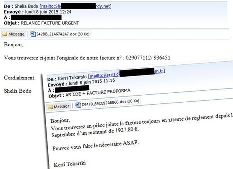 Le trojan Drixed revient en force dans les entreprises françaises | Solutions de sécurité Bitdefender | Scoop.it