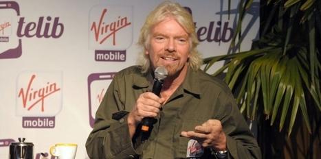 Chez Virgin, c'est vacances à volonté pour les salariés | Flexisécurité à la française | Scoop.it