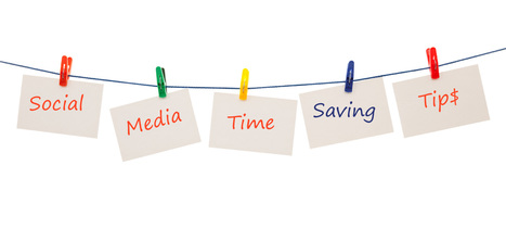Top Social Media Time Saving Tips Used by Community Managers | social musings | Scoop.it