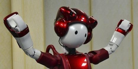 20 minutes - Un petit robot qui blague et analyse vos réactions - Stories | Technologies | Scoop.it