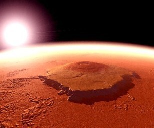 Organic Carbon Found on Mars --From Volcanism Not Biology | Amazing Science | Scoop.it