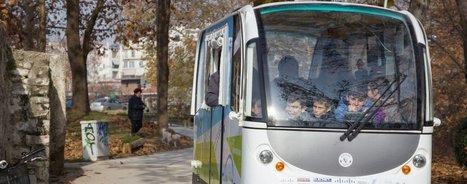 La Grèce, elle aussi, teste les bus sans conducteur en zone urbaine | Sociétés & Environnements | Scoop.it